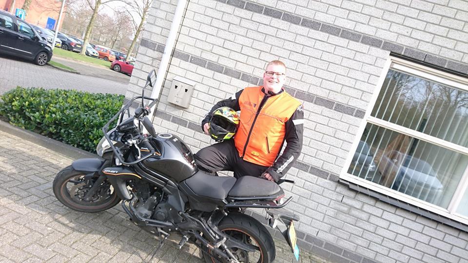 Joost Ditmar-Jansse, ruud schreijer, motorrijles Hoorn, motorrijles westfriesland, motorrijles noord holland