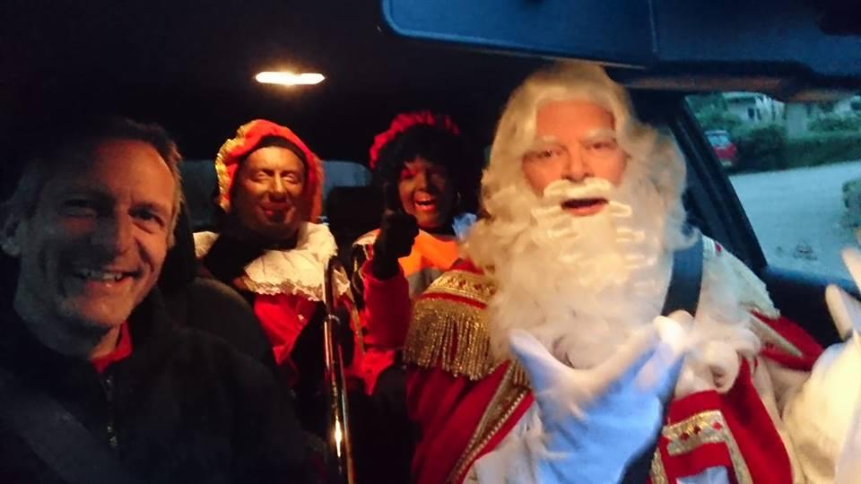 Sinterklaas, zwarte piet, ruud schreijer