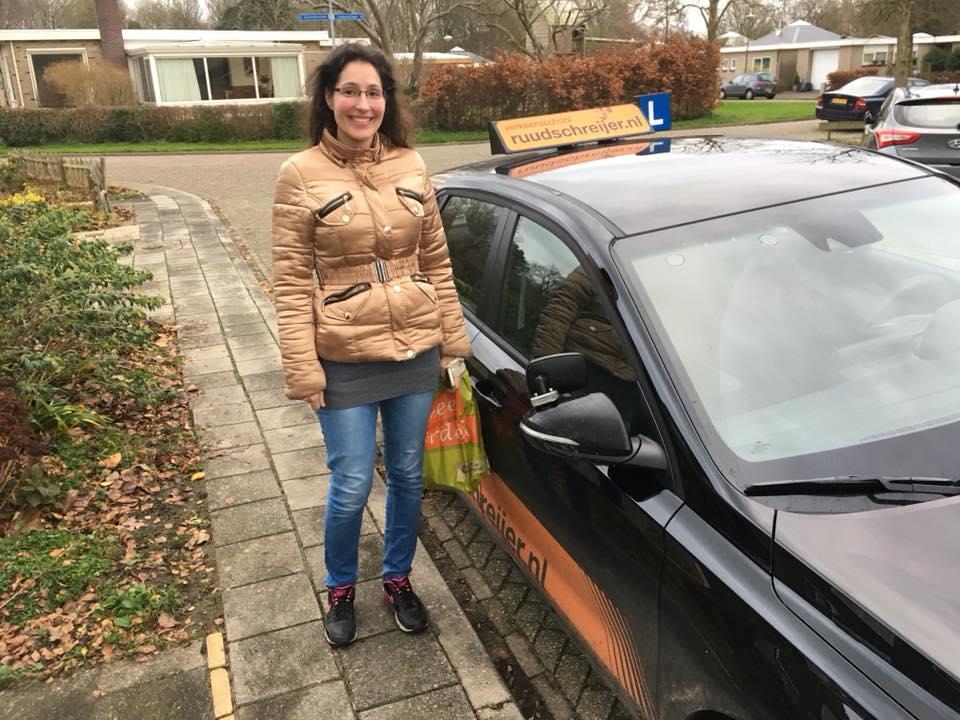 Stephanie Meijer, Ruud Schreijer, Rijles Hoorn, rijbewijs halen, rijschool zoeken